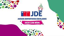 Juegos Virtuales Deportivos Escolares IND Los Rios