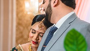 Raj and Aphu Wedding Highlights