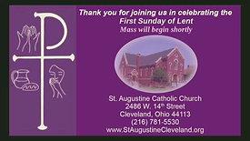 Vigil Mass- Third Sunday of Lent
