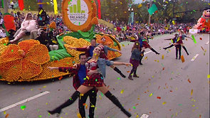 2018 All New Orlando Citrus Parade Highlights