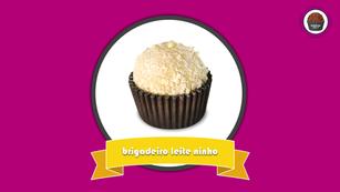 Brigadeiro Gourmet Leite Ninho