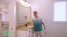 Rye Custom Homes Update 9 Big ole bathroom