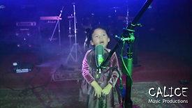Libre Soy | Let It Go | Martina Stoessel | Cover by Michelle Negrete | 4 Años | Clases de Canto | Academia de Música Calice en La Molina y Ate