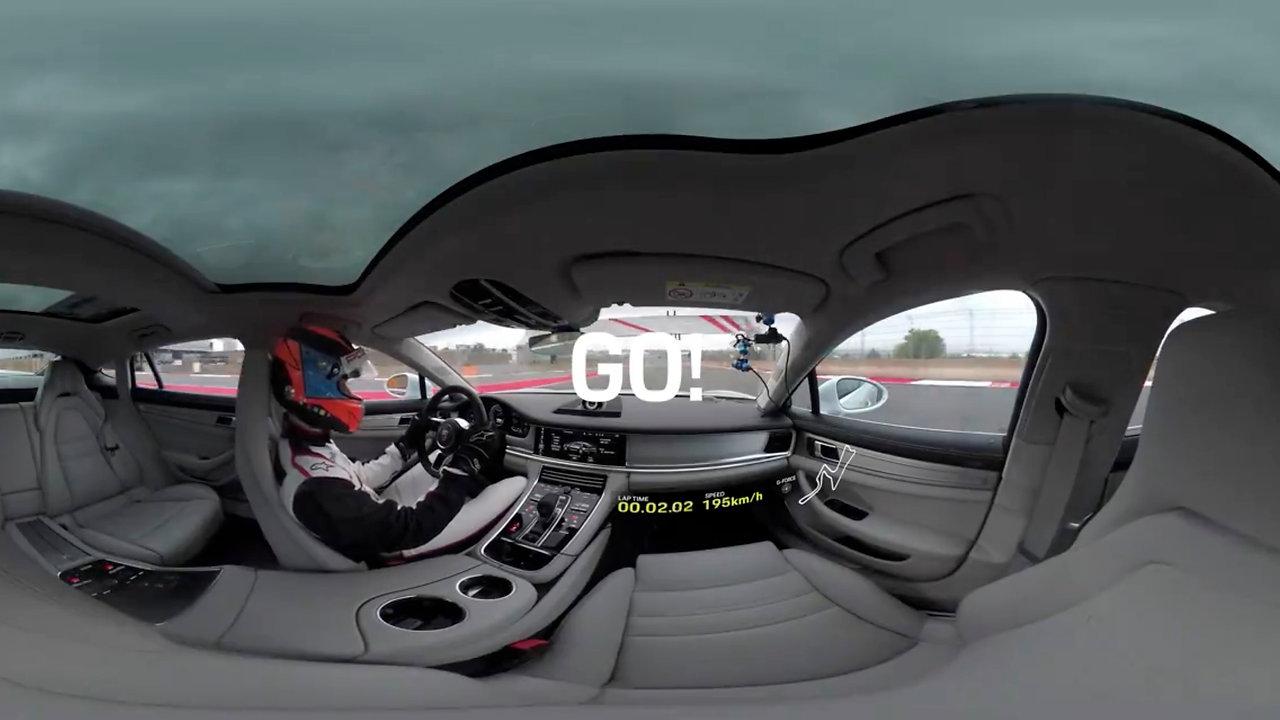 Porsche sets record at Kyalami Grand Prix Circuit 360