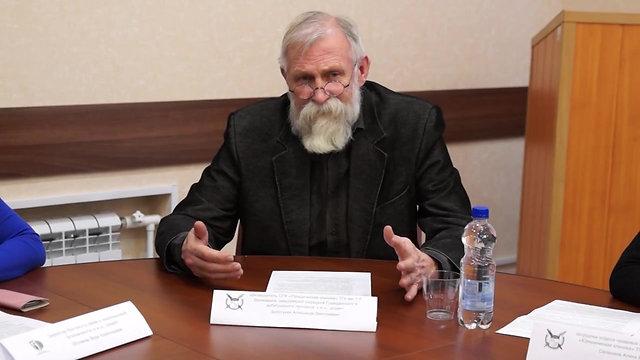 Круглый стол в Юридической клинике ТГУ им. Г.Р. Державина