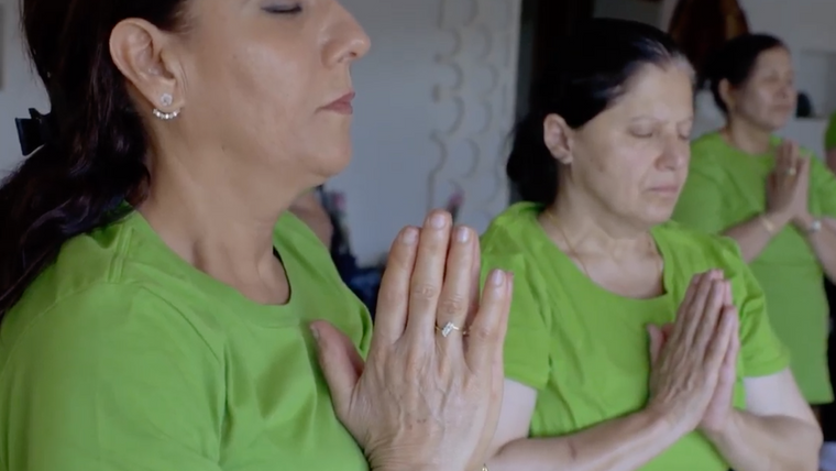 The Yoga Impact Charity