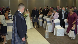Joanne & Dempster Highlights- Dumfries Arms Hotel