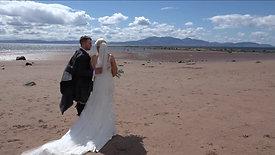 Kirsty & Daniel Wedding Highlights- Seamill Hydro.mp4