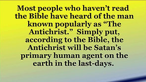 """Prophecy 101"" - 05/02/2021 p.m."