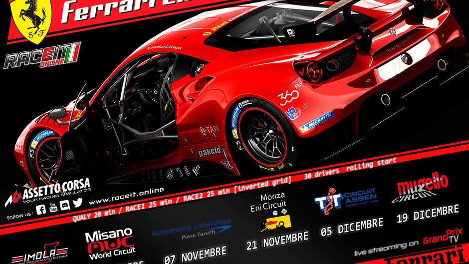 Ferrari Challenge - RaceIT