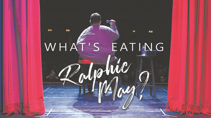 What's Eating Ralphie May? Teaser