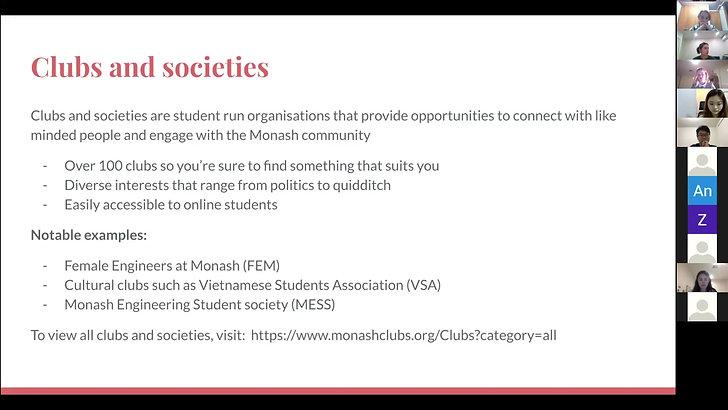 MESS x MUISS International Student Seminar
