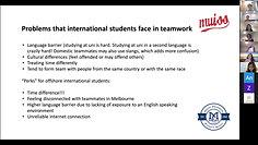 Presentation 2 - Teamwork and Collaboration