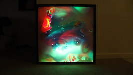 Solaris Interactive  backlit art