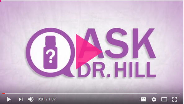 Ask Dr. Hill - Using Essential Oils During Pregnancy