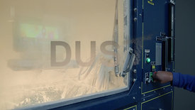 """Dell Rugged """"Dust Test"""""""