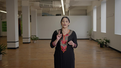 Priyanka Tope V2 Kathak Dance - Storytelling