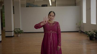 Priyanka Tope V1 Kathak Dance - Basic Movements