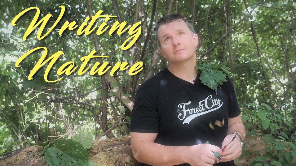Writing Nature with Tom Cull