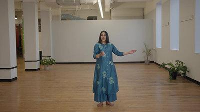 Priyanka Tope V3 Kathak Dance - Rhythm and Music