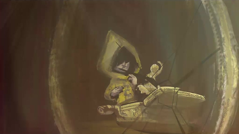 Little nightmares Yulia Oksuz_1צפ