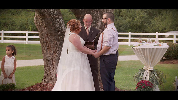 Wedding highlight with Drone