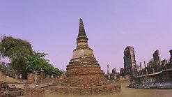 ANCIENT ARCHITECTURE ASIA (THAILAND AYUTTHAYA)