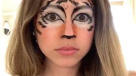 Carol Baskin Makeup Video