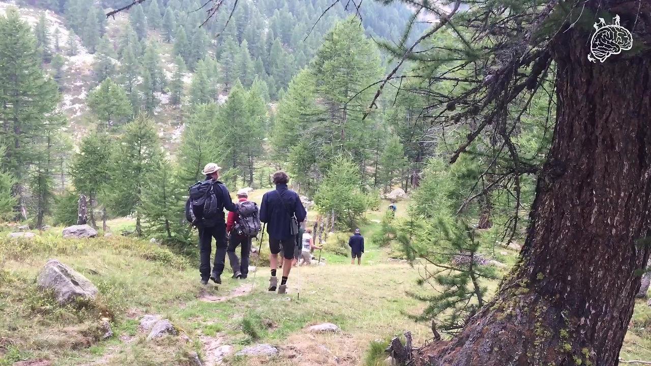 Brain Adventure Team in Valle Maira