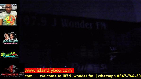 J Wonder FM Live Stream