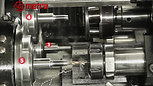CNC Multispindle Producing a Piston Rod