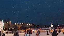 Ice Skating rink, Kazan 2019
