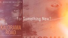 Kalorama Road New Cover Reveal