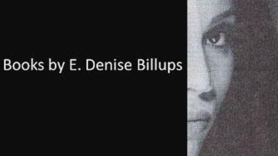 E. Denise Billups Book Trailers