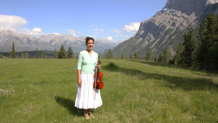 Mountain Melodies - Online Concert Series. The Online concerts are a way for everyone - regardless of distance or location - to be able to listen to music and learn about musicians and music one otherwise may not have had the chance to experience.