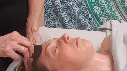 Facial Gua Sha Training Video
