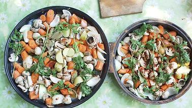Vegetarian Month