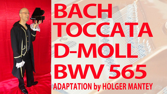Toccata D-Moll J.S.BACH