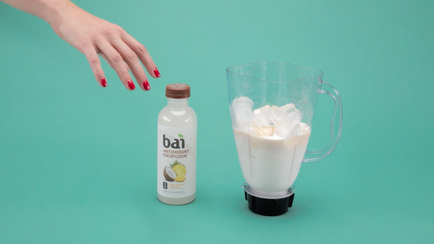"Refinery 29 'A Cut Above' Bai Infusion ""Milkshakes"""