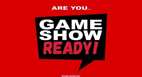 Game Show Ready Animated Logo