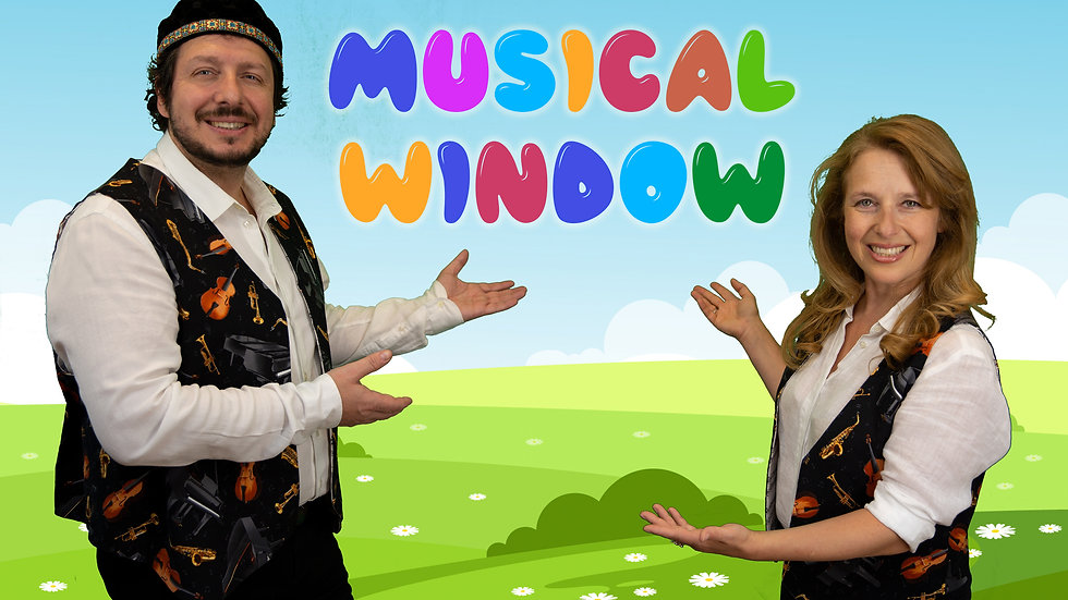 "International Project for Children ""Musical Window"""