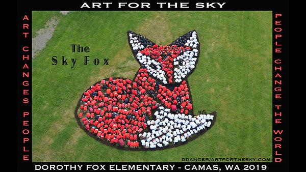 Art for the Sky: Dorothy Fox Sky Fox