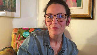Anna Kietzman, President of the Heartland Artists Gallery