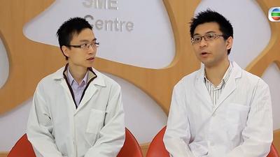 OncoSeek@TVB採訪