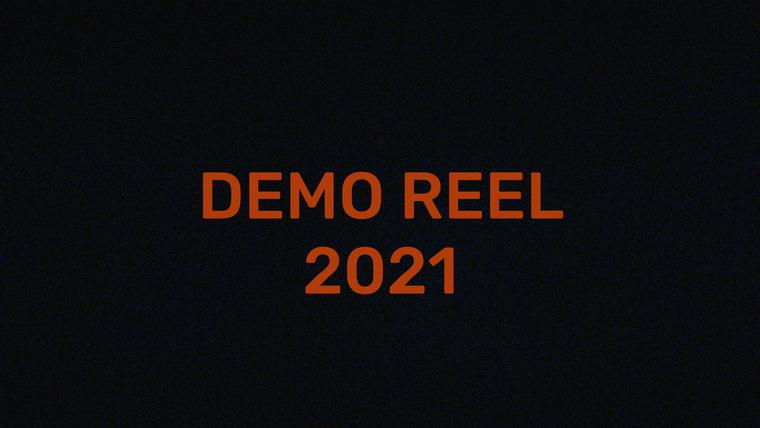 Demo Reel 2021