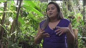 Yanina Barrientos, Comunidad Las Lajas, ANP San Marcelino
