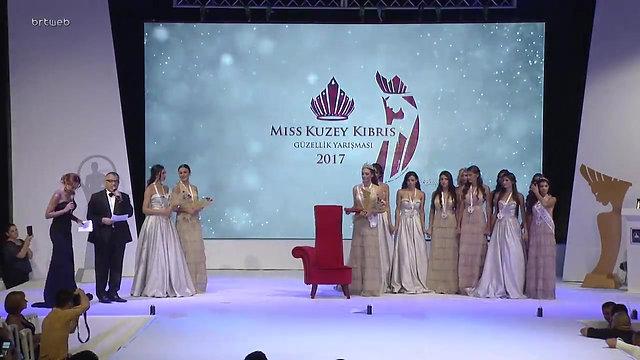 Miss Kuzey Kıbrıs 2017 Finali