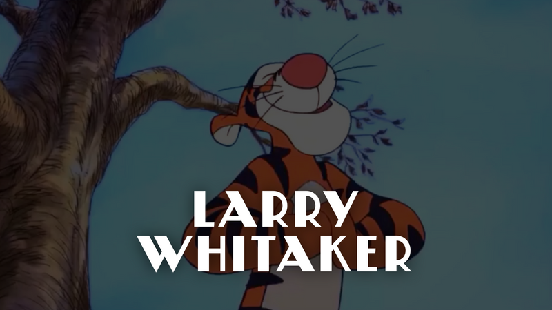 Larry Whitaker Animation Director Reel