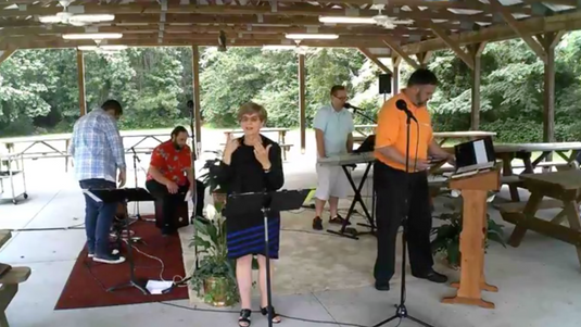 Father's Day Worship at the OGBC Drive-In (June 21, 2020)