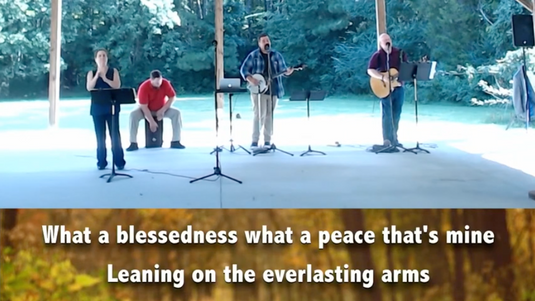 OGBC Homecoming Outdoor Worship (Sept. 13, 2020)